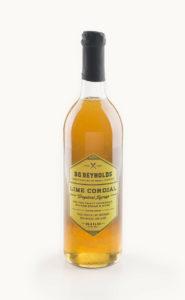 BG Reynolds Lime Cordial