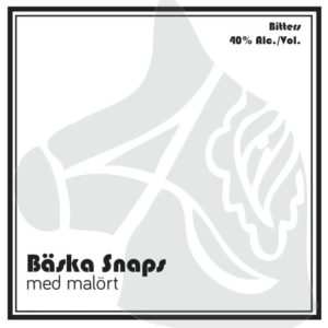DALA BITTERMENS BASKA SNAPS MALORT