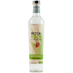 Mezcal Koch Mexicano