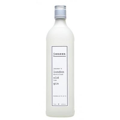 Jensen London-Distilled Old Tom Gin