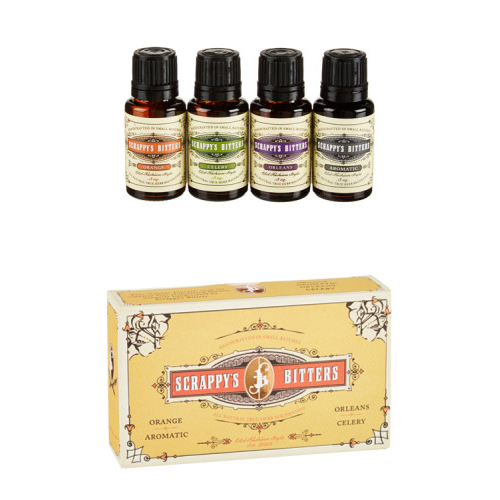 Scrappy's Classic Flavours Gift Box