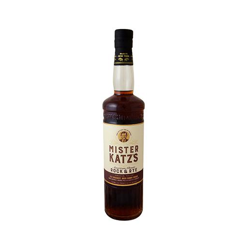 NYD Mr. Katz Rock & Rye Bottle