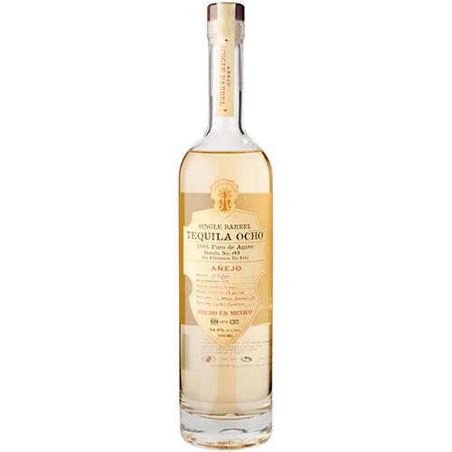 Tequila Ocho Single Barrel Anejo