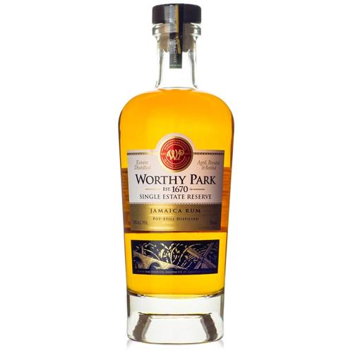 Worthy Parker Rum Single Estate Reserve