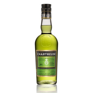 Chartreuse Green Bottle