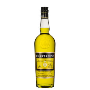 Chartreuse Yellow Bottle