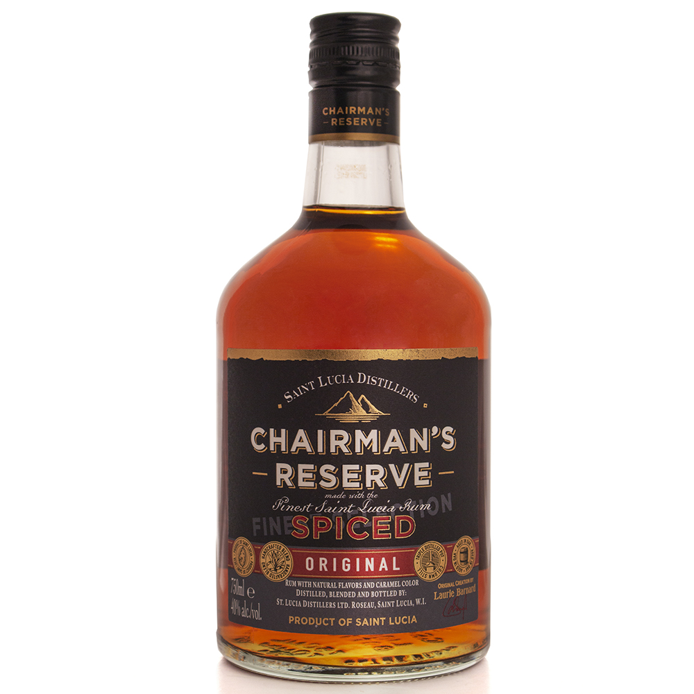 Chairman's Spiced Bottle