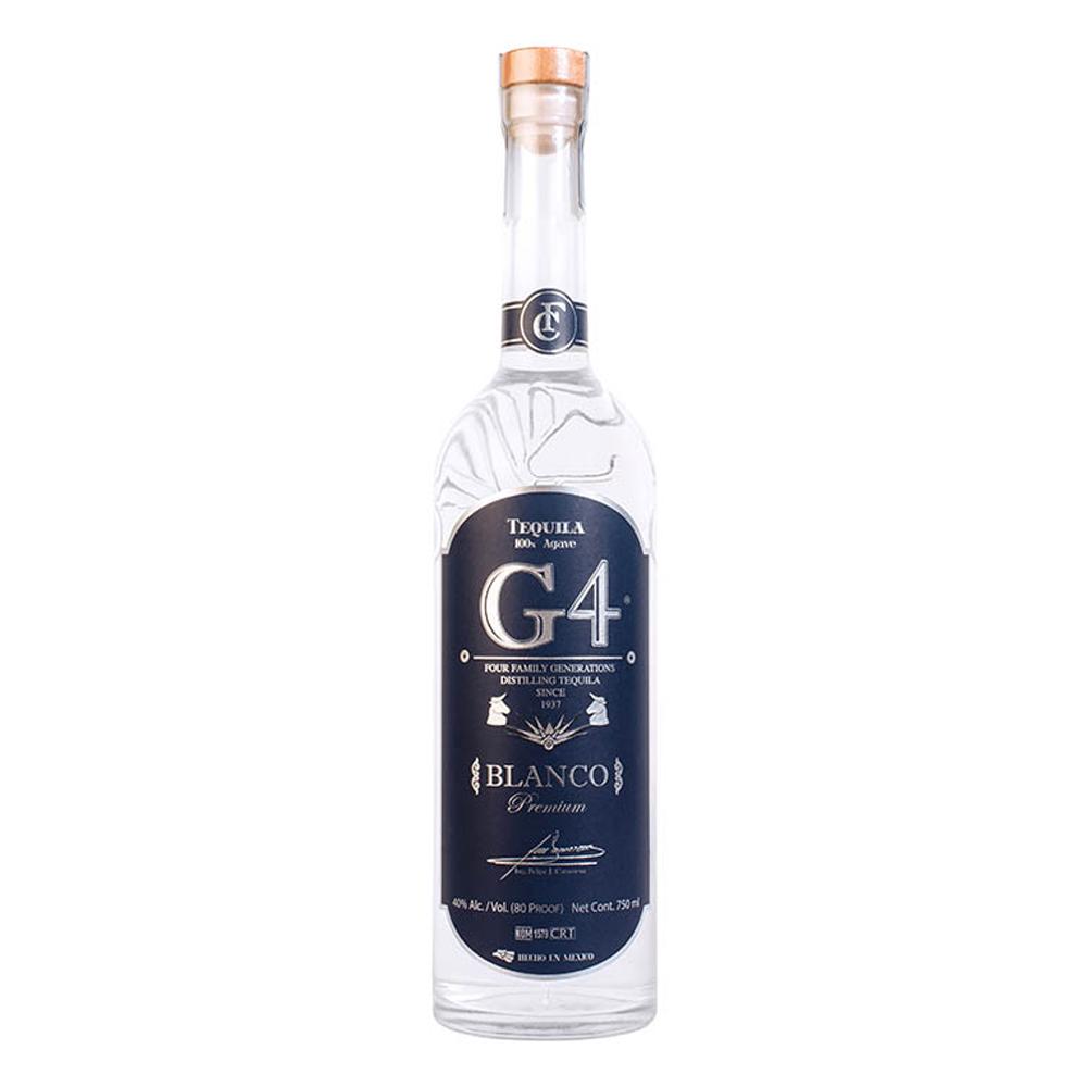 G4 Blanco Bottle