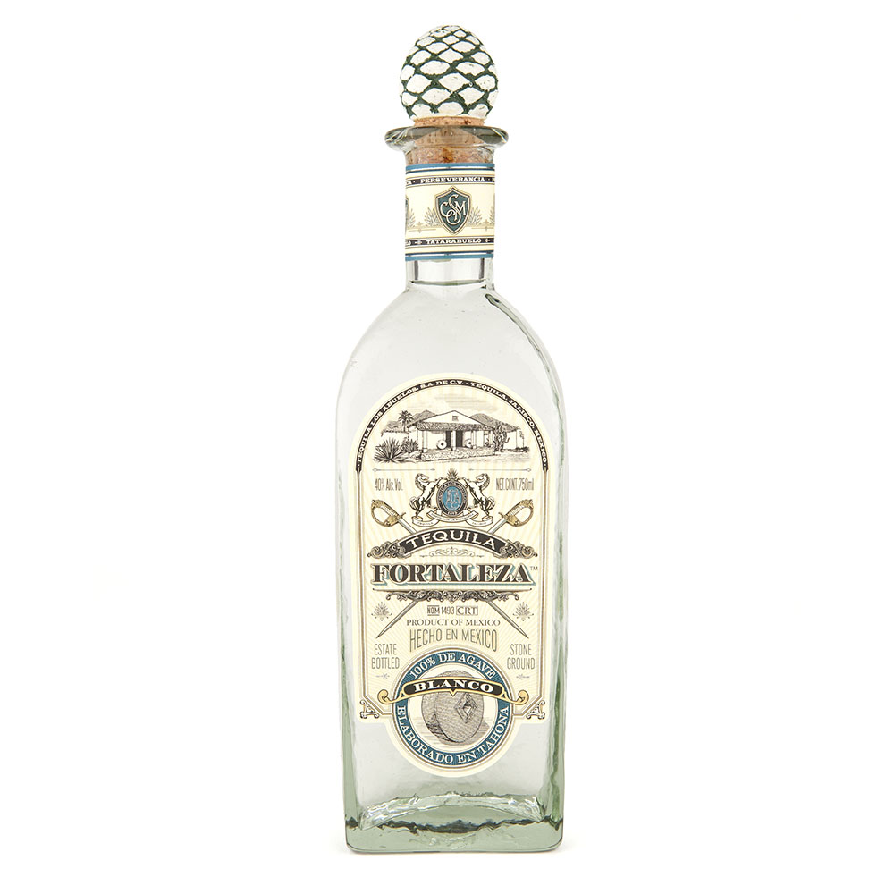 Fortaleza Blanco Bottle
